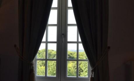 Chambre d'hote du Roi Baudouin - vue