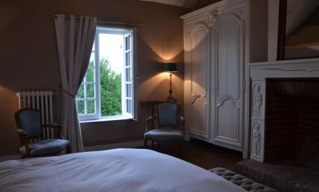 Chambre Bertrand du Guesclin fenêtre