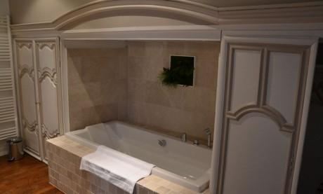 Chambre d'hote Jean de la Varende - baignoire