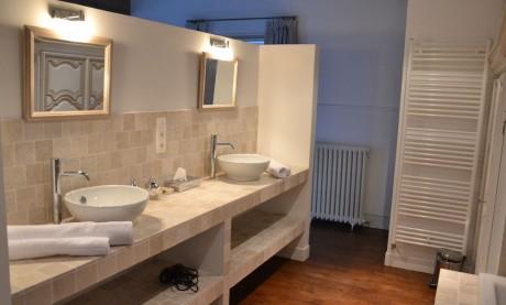 Chambre d'hote Jean de la Varende - salle de bain