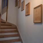 Chambre d'hôte escalier