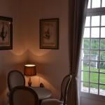 Chambre d'hôte salon