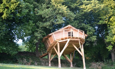 Cabane à Louer - Vue