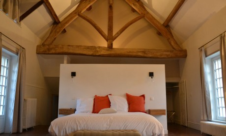 Room Jean de la Varende Bed